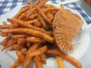 crawfish pies