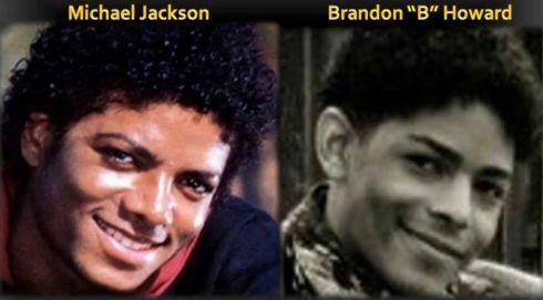 michael jackson secret son brandon howard