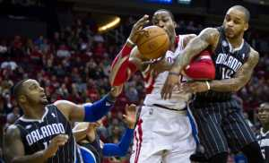 Houston Rockets vs. Orlando Magic