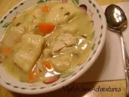Chicken and Dumplings 2