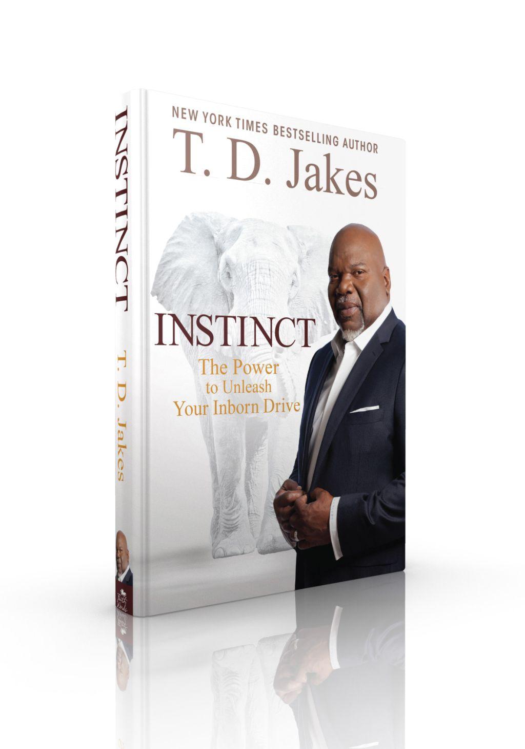 INSTINCT ~ T D  Jakes Live at Lakewood Church   Majic 102 1