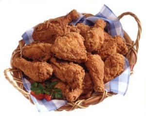 chicken healthy