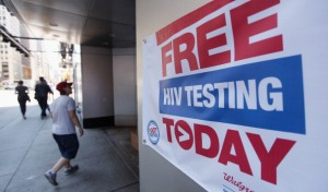 Center For Disease Control Launches Program For AIDS Testing At Drugstores