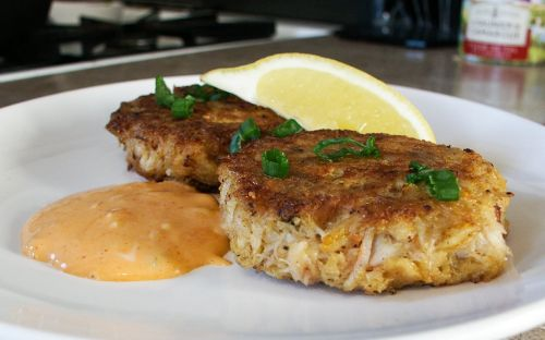 Best Crab Cakes Houston