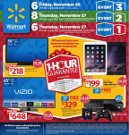 Walmart Black Friday Ad is OUT!