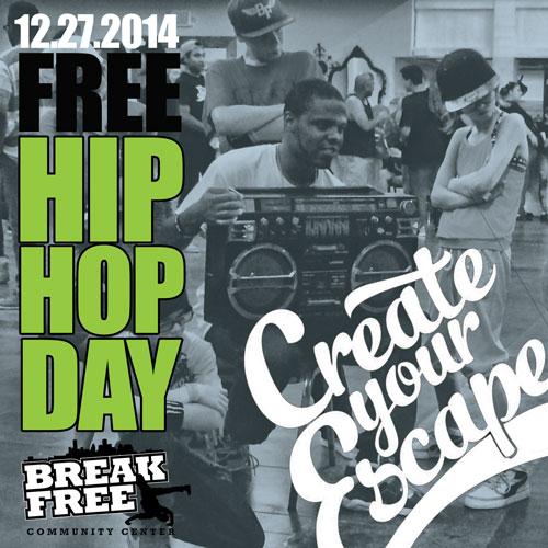 Free Hip Hop Day | Majic 102 1