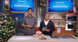 Raheem DeVaughn, Mc Lyte and Celebrity Chef Roblé, Cook Holiday Dishes [VIDEO]