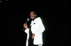Richard Pryor; August 1983