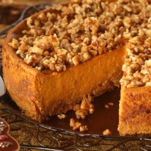 sweet potato cheese cake