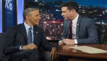 President Barack Obama & Jimmy Kimmel