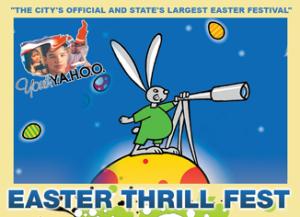 Easter Thrill Fest