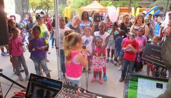 McDonald's Houston Children's Fest 2015