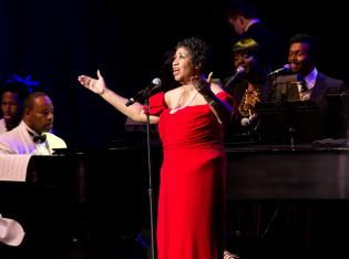 Aretha Franklin In Concert - New York, New York