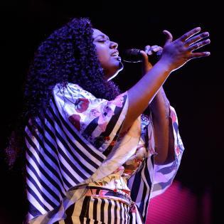 2014 Essence Music Festival - Day 1