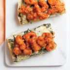 Crawfish and Artichoke Bread Recipe