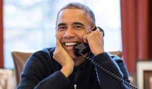 President Barack Obama discusses how he explains Selma and Ferguson to his daughters