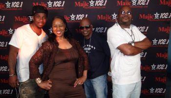 Tucka, TK Soul & Big Pokey Meet & Greet At Club Indigo