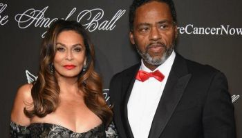 Tina Knowles & Richard Lawson