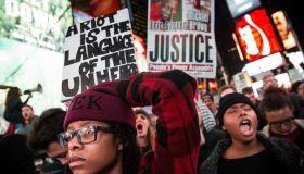 NYC Protestors