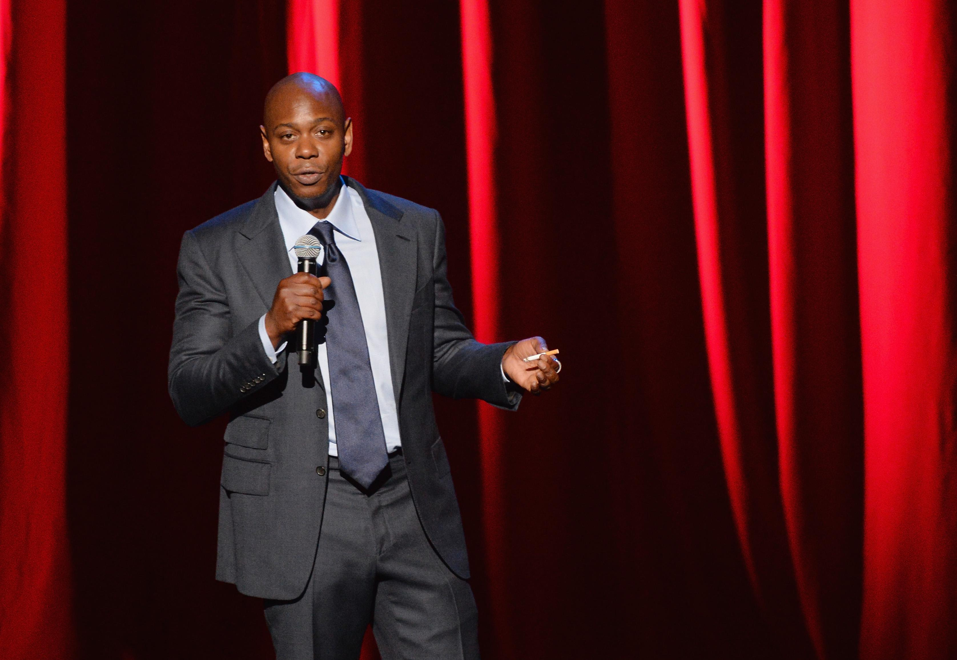Dave Chappelle Performs At Radio City Music Hall