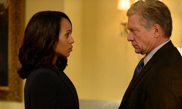 Kerry Washington, Jeff Perry
