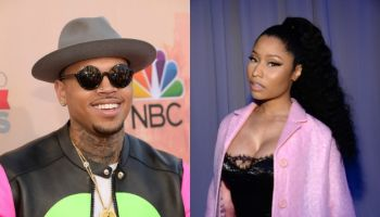 Chris Brown Nicki Minaj
