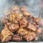 Smoked Jamaican Jerk Oxtails Recipe