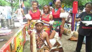 36th Annual Pan African Cultural Festival