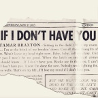 NEW MUSIC: Tamar Braxton - If I Don't Have You