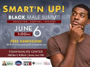 Smart'n Up Black Male Summit