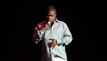 Tracy Morgan Performs At Fillmore Miami Beach