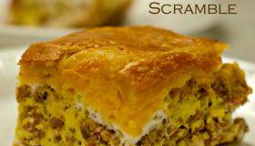 Easy Breakfast Scramble Recipe