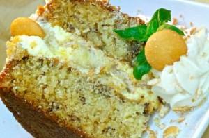 Banana Pudding Cake Recipe Mypraise 102 5 Atlanta