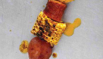 Shrimp-Boil Kebabs Recipe
