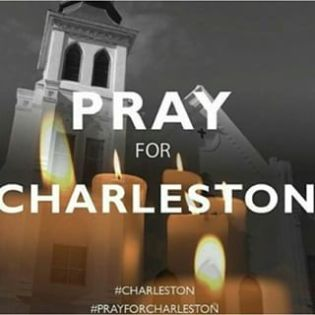 #prayforcharleston meme