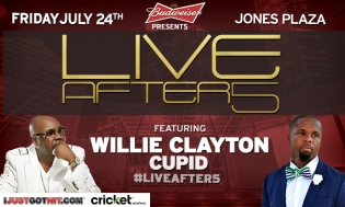 Majic 102.1 July Live After 5