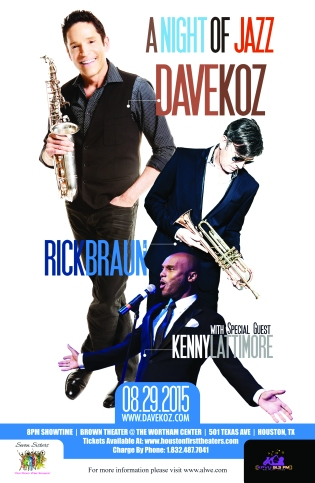 A Night of Jazz Flyer