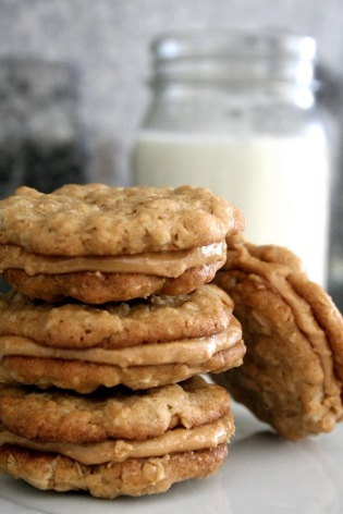 Halfway to Heaven Peanut Butter Cookie Recipe