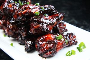 CHINESE 5 SPICE CHICKEN WINGS