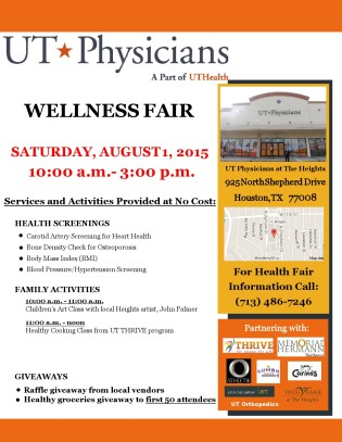 UT Physicians at The Heights