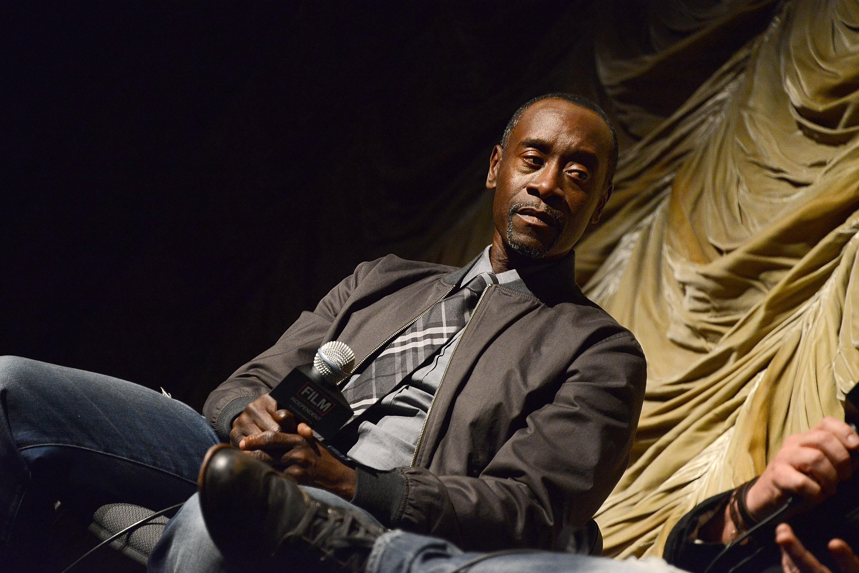 Film Independent At LACMA Screening Of 'House Of Lies' With Creator Matthew Carnahan And Star/Co-Executive Producer Don Cheadle
