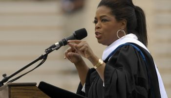 Oprah Winfrey, Duke University's 157th Commencement Ceremony
