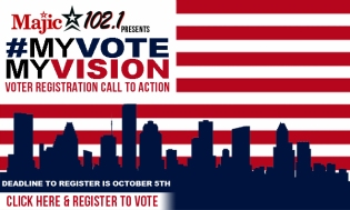 My Vote, My Vision Majic