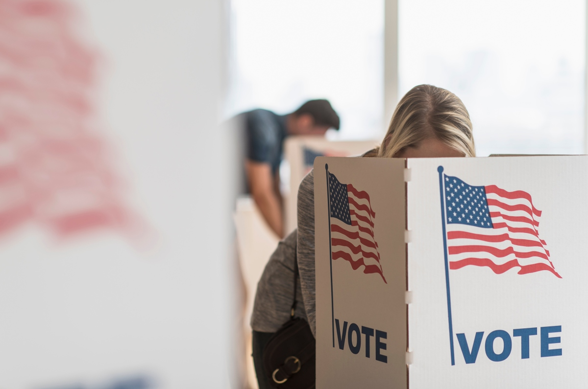 Texas Breaks Voter Registration Record Ahead of Midterm Elections