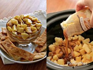 Apple Pie Dip