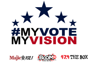 my vote my vision header