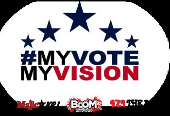 my vote my vision header