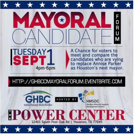 GHBCC Mayoral Forum