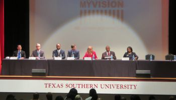 #MyVoteMyVision Mayoral Forum at TSU