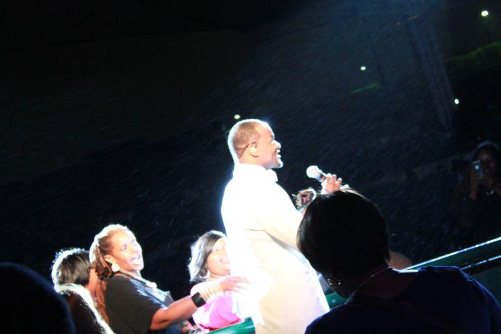 Majic Under The Stars 2015